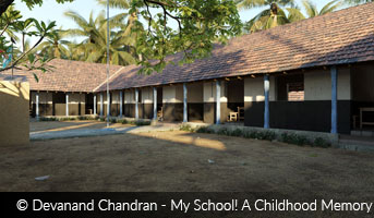 Devanand Chandran My School A Childhood Memory