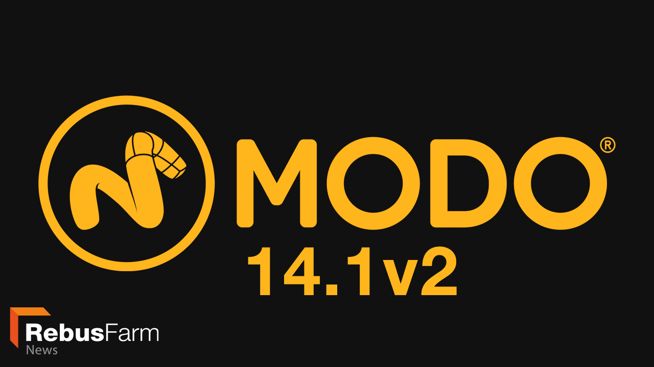 Modo 14.1v2 now supported